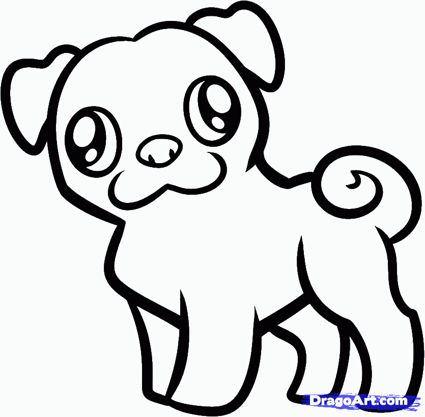 Drawn pug outline Pinterest outline Drawing outline Woodburning