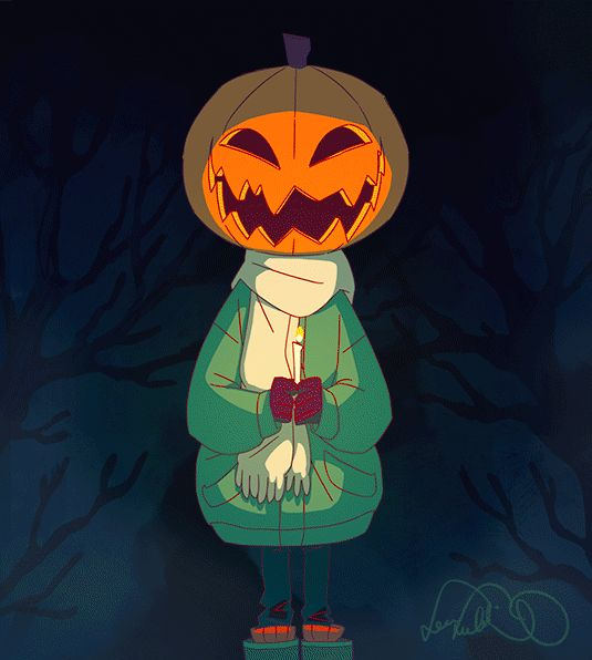 Drawn pumpkin animated More on 421 best Animations