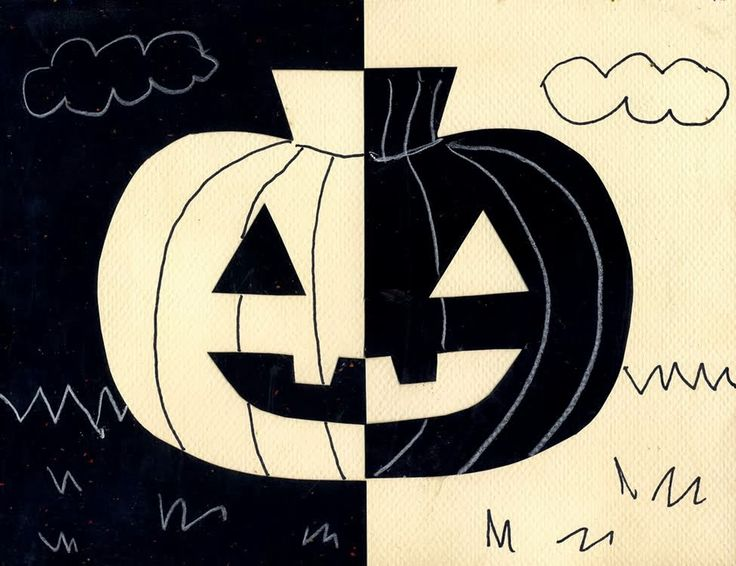 Drawn pumpkin asymmetrical  209 on Pinterest best