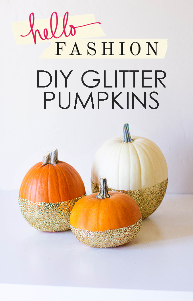 Drawn pumpkin asymmetrical  diy craft pumpkin ideas