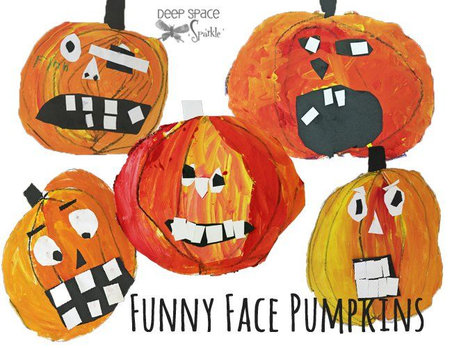 Drawn pumpkin asymmetrical On Funny Face Best 25+