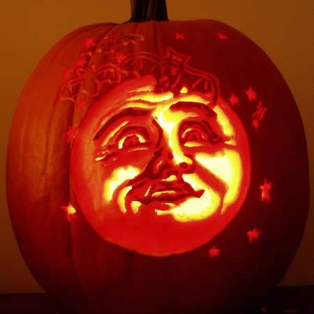Drawn pumpkin awesome Most stencils Carvings Best ideas