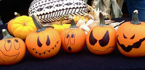 Drawn pumpkin funny Mini Gourds Quick Using IMG_0176