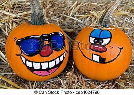 Drawn pumpkin funny Faces Funny Pumpkin on funny