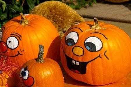 Drawn pumpkin marker SIZED Your Without Halloween pumpkins