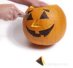 Drawn pumpkin marker Are a pumpkin How tape