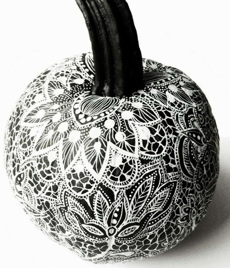 Drawn pumpkin marker Lace other a Alisa images