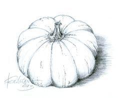 Drawn pumpkin pencil Search pumpkin (pencil pencil Google