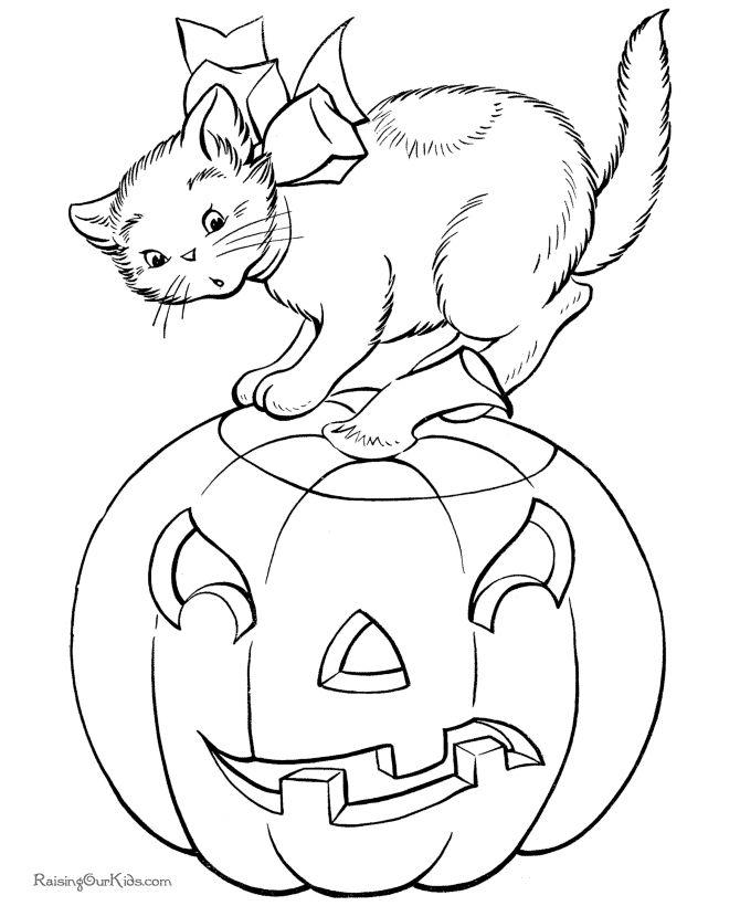 Drawn pumpkin printable Pinterest 25+ Halloween 10 on
