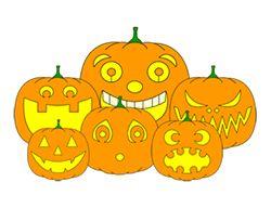 Drawn pumpkin pumpkin face Pinterest Pumpkin Pumpkin Drawing 20+