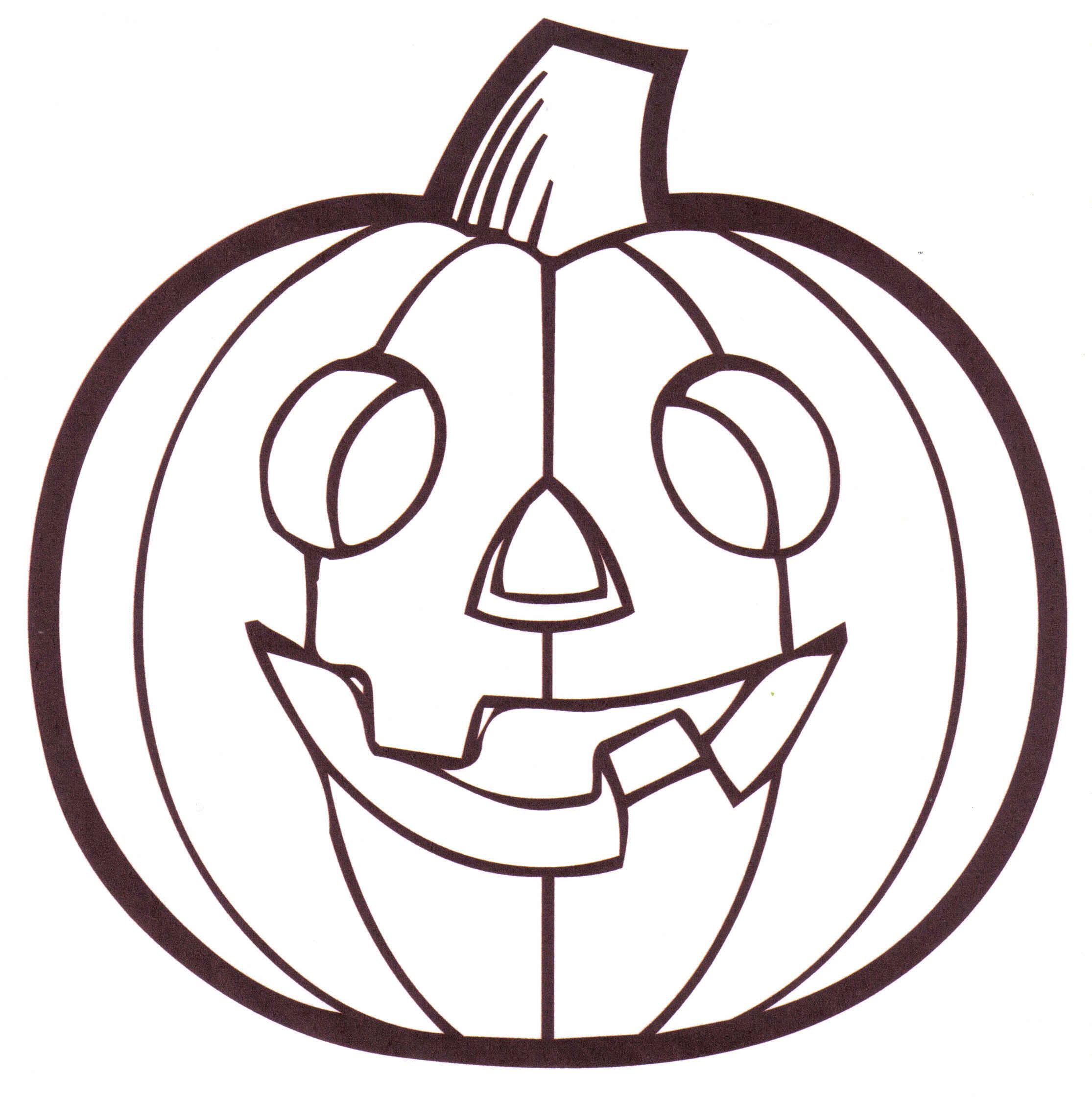 Drawn pumpkin pumpkin head Drawing Halloween Collections Festival (09)