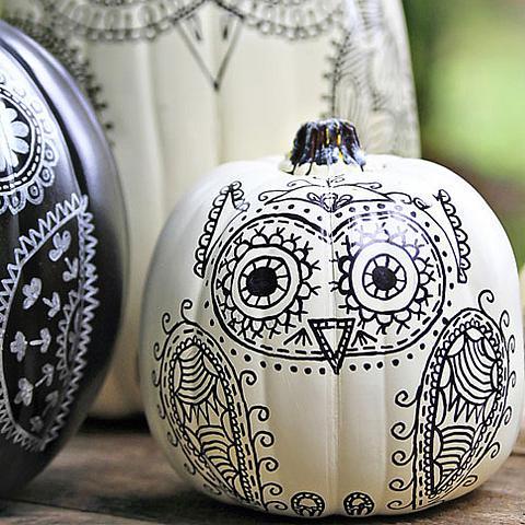 Drawn pumpkin sharpie Design Carve Pumpkins Richardson Halloween