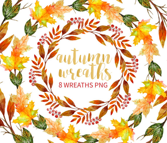 Drawn pumpkin thanksgiving Wreath from Png Clipart