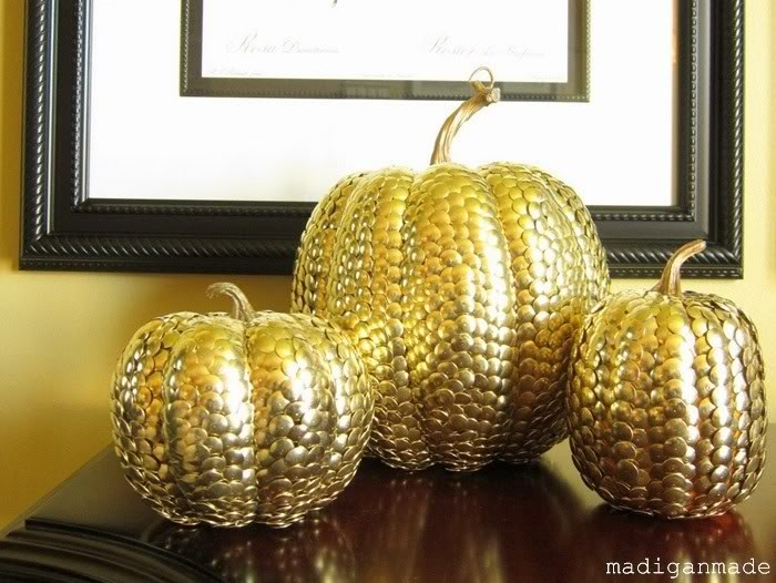 Drawn pumpkin thumbtack For tacks Tutorial Thumbtack Gold