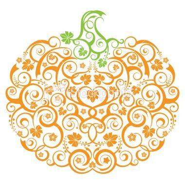 Drawn pumpkin vector Pumpkin or best Draw drawing