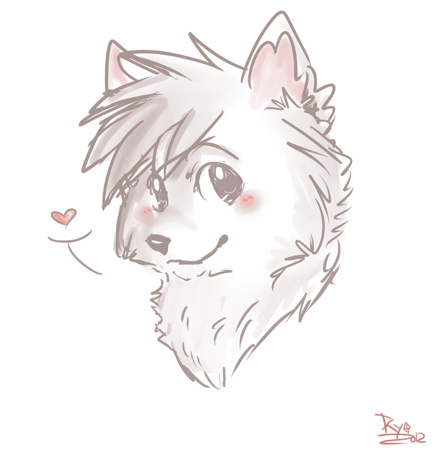 Drawn puppy adorable puppy Puppy by doodle doodle doodle
