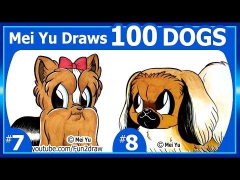 Drawn puppy mei yu #2 Bulldog Bulldog Yu Mei