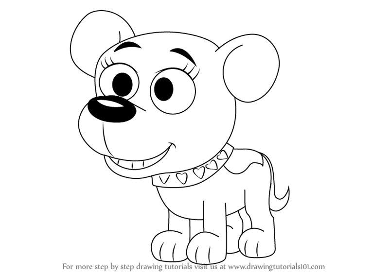 Drawn puppy puppie Tutorials Learn How from by
