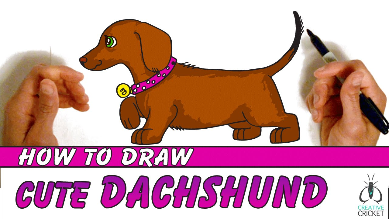 Drawn puppy real dog Lesson to Step  Kids