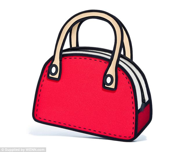 Drawn purse cartoon Look available trick: cartoons just