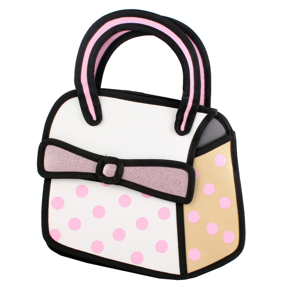 Drawn purse cartoon Bags Cartoon 2D That's Bags