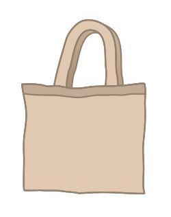Drawn purse cartoon Drawing  a cartoon bag