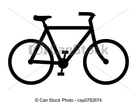 Pushbike clipart circus Drawing Bike a  Bike