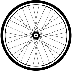 Bicycle clipart bicycle wheel Museum wheel Institute » Polar
