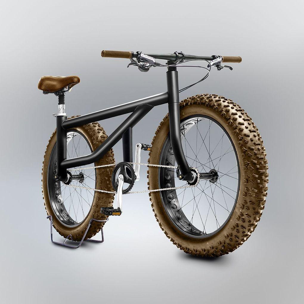 Drawn bike bicycle In a Memory Artist bicycle