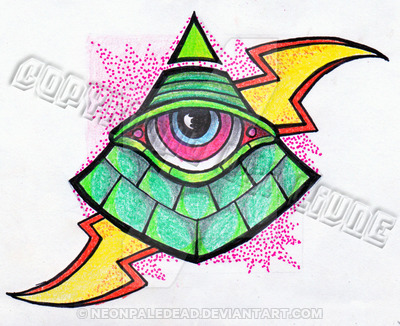 Drawn pyramid all seeing eye To drawing How Eye Pyramid