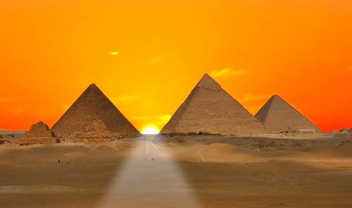 Drawn pyramid ancient egypt pyramid Vacations Egypt Holidays Cruises Nile