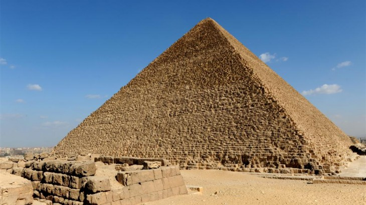 Drawn pyramid ancient egypt pyramid Giza great 7 Facts Astonishing