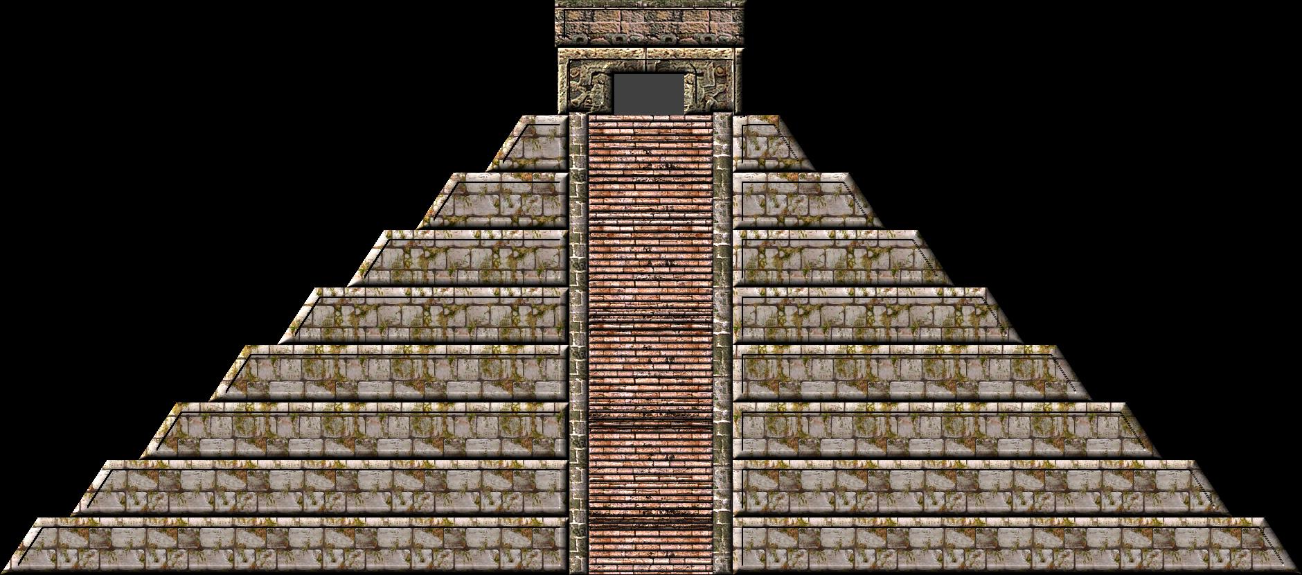 Drawn pyramid aztec pyramid Aztec by Aztec on Pyramid