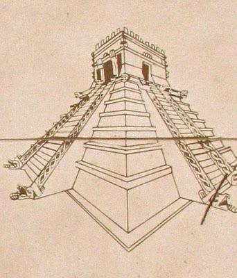 Drawn pyramid aztec pyramid Aztec #6 Personal pyramid Aztec