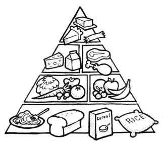 Drawn pyramid black and white Drawing produced Main Coroflot H