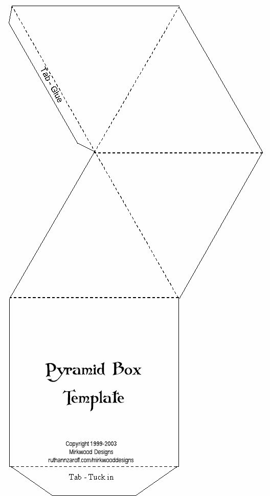 Drawn pyramid blank Pyramid Template on Triangle template