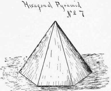 Drawn pyramid circular No Model Model 30 No