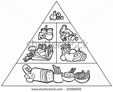 Drawn pyramid clipart #29 pyramid 68 #20 food