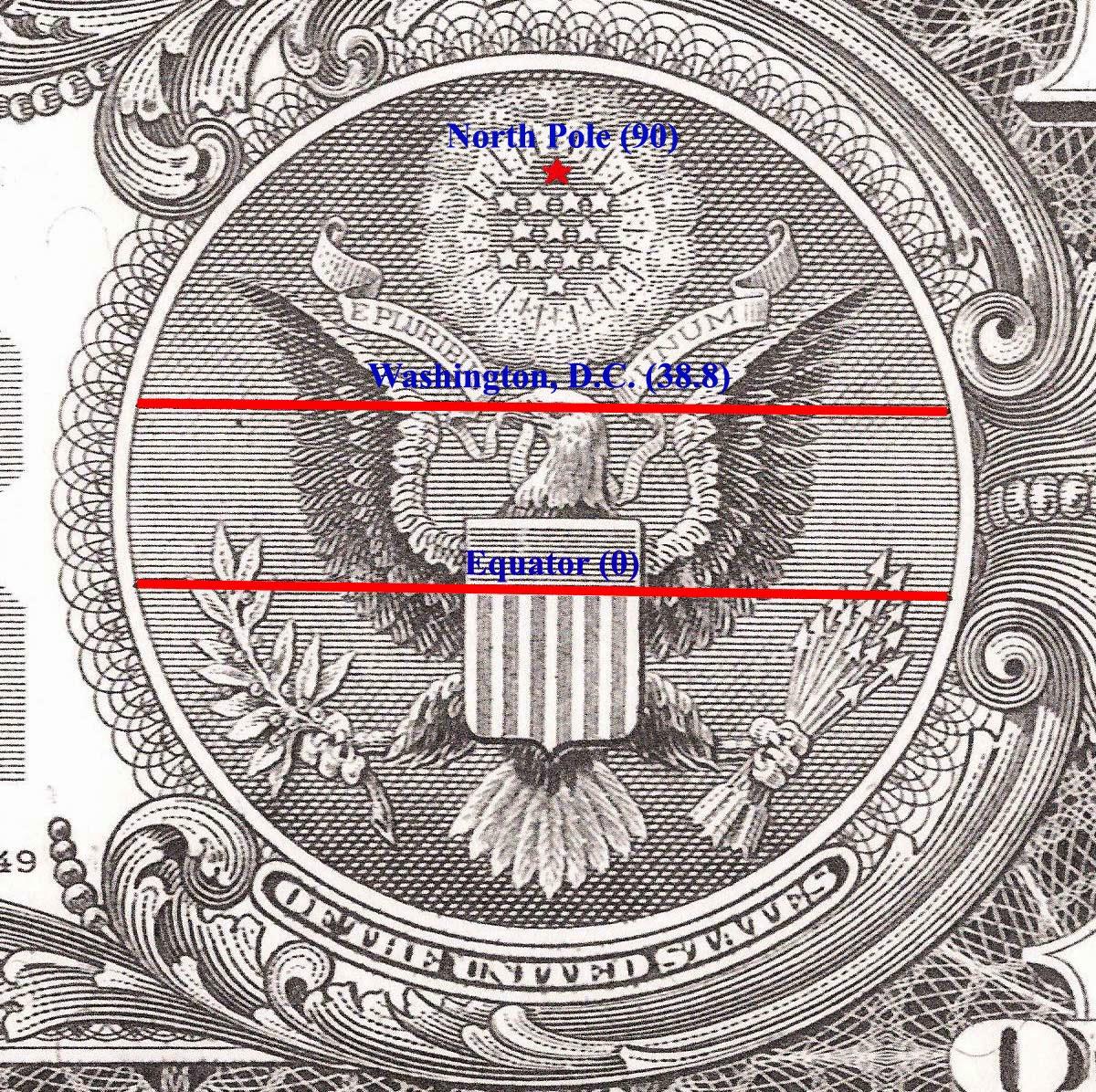 Drawn pyramid dollar bill pyramid  … IS You THE