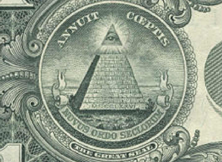 Drawn pyramid dollar bill pyramid Explained Eye Dollar Pyramid Capstone:
