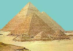Drawn pyramid egyptian architecture Pyramid Ancient here) The were