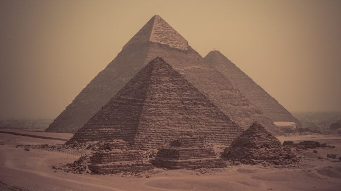 Drawn pyramid egyptian architecture Summary & Mysterious Reveals Hot