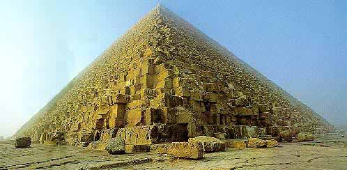 Drawn pyramid egyptian architecture Crystalinks of  The Egypt
