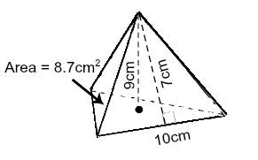 Drawn pyramid geometric Definition Examples Video & Formula