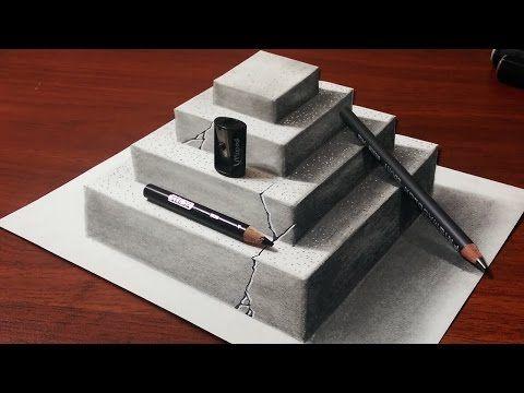 Drawn pyramid jonathan harris Make How art Drawing 3d