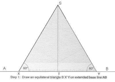 Drawn pyramid mathematical 1 Geometric Great of Pyramid
