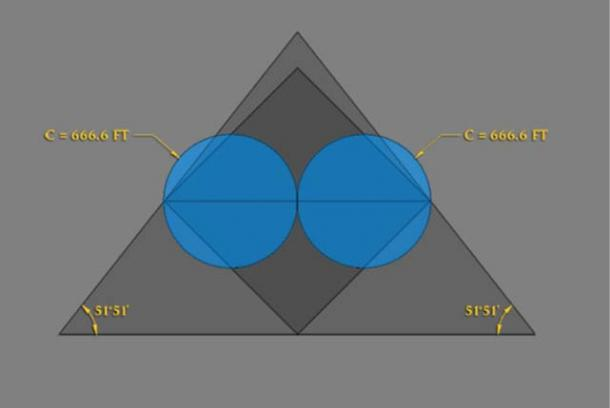 Drawn pyramid mathematical Encoding the Pyramid Great Encoding