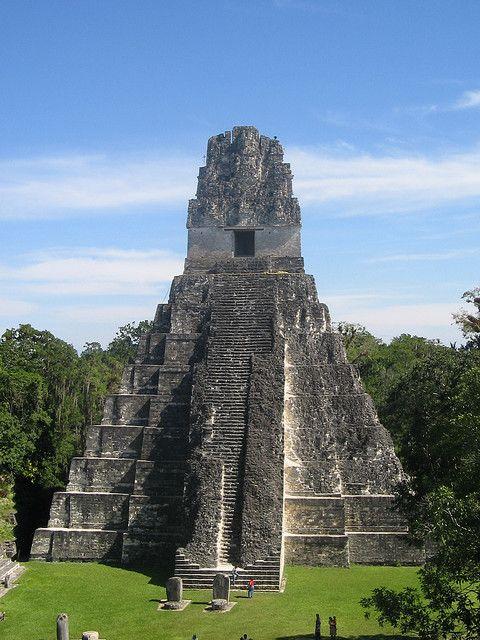 Drawn pyramid maya temple 25+ on my obando by