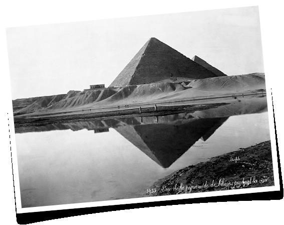 Drawn pyramid pencil The a Pyramid Dedication Giza