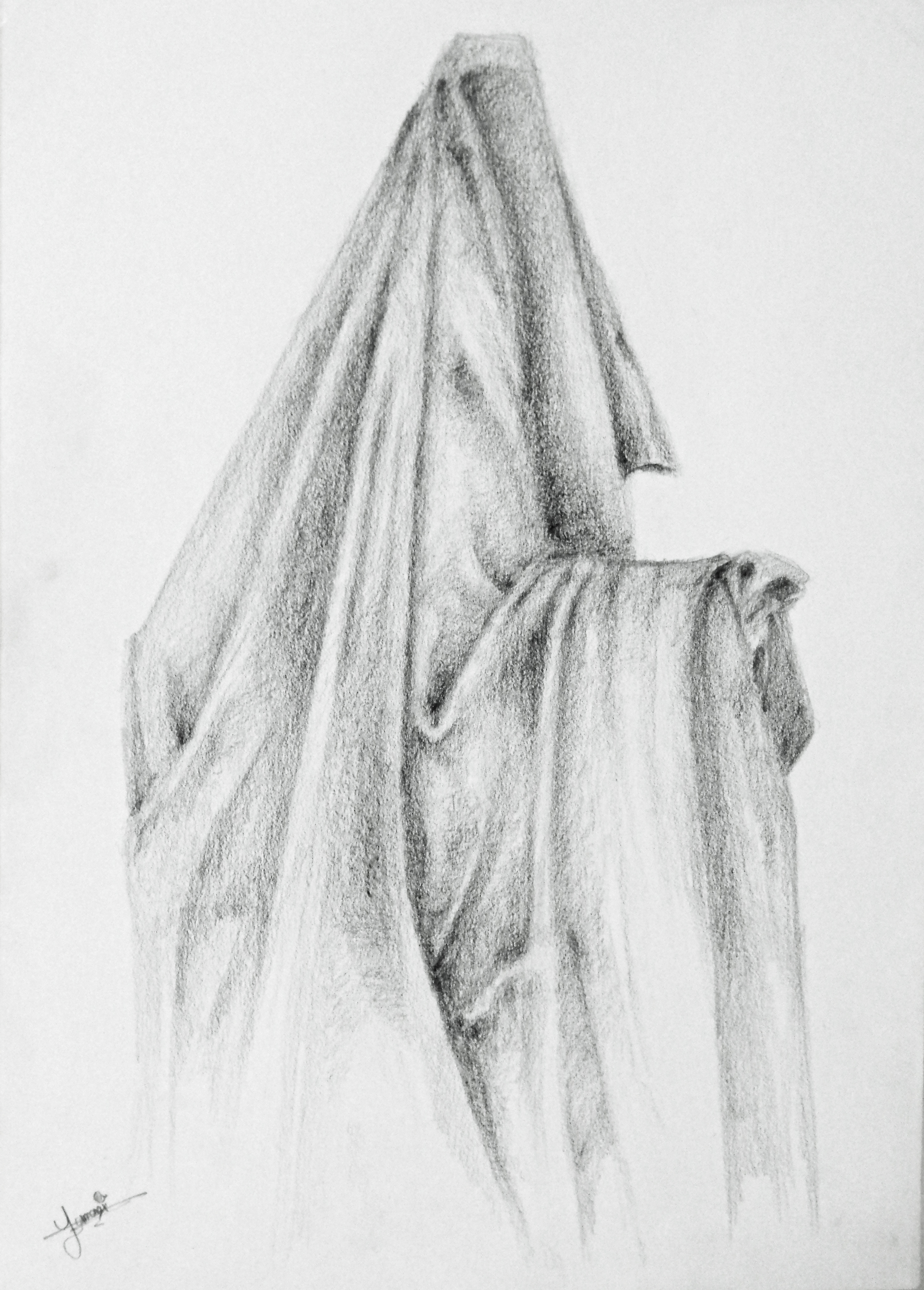 Drawn pyramid pencil 2B Pencil of B Egypt
